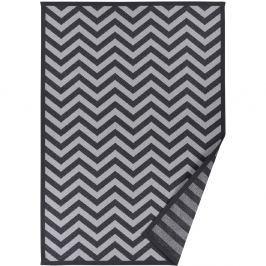 Viita szürke, mintás kétoldalú szőnyeg, 140 x 200 cm - Narma