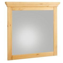 Crayton tükör fa kerettel, 70 x 70 cm - Støraa