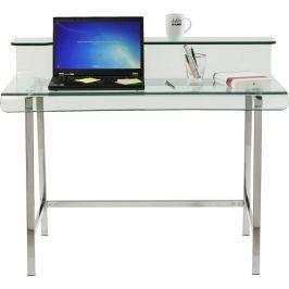 Vision üveg íróasztal - Kare Design