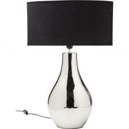 Drop ezüstszínű asztali lámpa - Kare Design