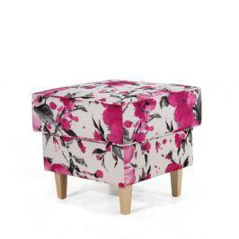 Lorris rózsaszín-fehér lábtartó - Max Winzer