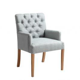 Roger világoskék fotel - Custom Form