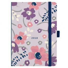 To Do Pretty 2018 világos lila határITEM_IDőnapló - Busy B