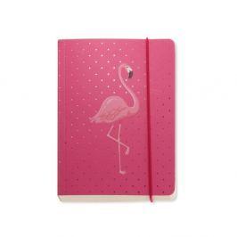 Flamingo Pink jegyzetfüzet, a6 - GO Stationery