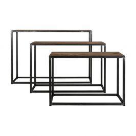 Nexø 3 darabos asztalka szett - Canett