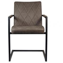 Denmark sötétbarna szék - LABEL51