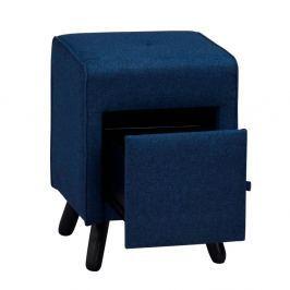 Scylla kék fiókos ülőke - Folke