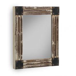 Barna tükör, 60 x 70 cm - Geese