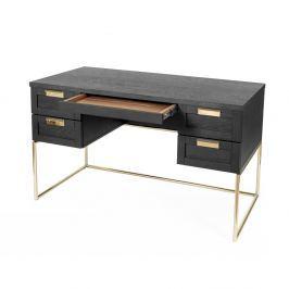 Pimlico Desk sötétszürke íróasztal - Woodman
