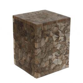 Tempel teakfa szék - HSM collection