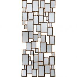 Cubes fali tükör, 132 x 54 cm - Kare Design