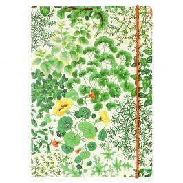 Laura Ashley Living Wall jegyzetfüzet, 160 lapos - Portico Designs