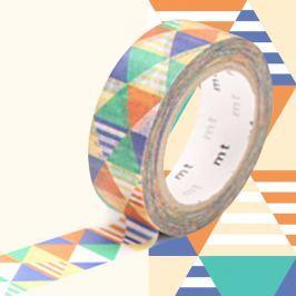Violette dekortapasz, hossza 10 m - MT Masking Tape