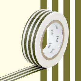 Florine dekortapasz, hossza 10 m - MT Masking Tape