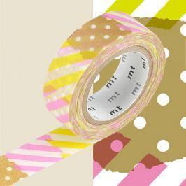 Deline dekortapasz, hossza 10 m - MT Masking Tape