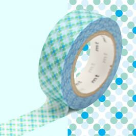 Suzette dekortapasz, hossza 10 m - MT Masking Tape