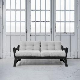 Step Black/Light Grey átalakítható kanapé - Karup