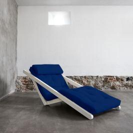 Figo White/Royal átalakítható fotel - Karup