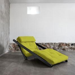 Figo Wenge/Pistacie átalakítható fotel - Karup