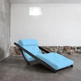 Figo Wenge/Celeste átalakítható fotel - Karup
