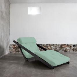 Figo Wenge/Peppermint átalakítható fotel - Karup