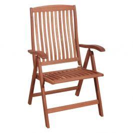 Boston összecsukható kerti szék, eukaliptuszból - ADDU
