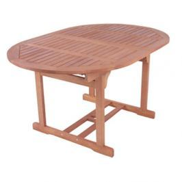 Boston eukaliptuszfa bővíthető kerti asztal - ADDU