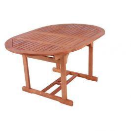 Sapa bangkirai fa bővíthető kerti asztal - ADDU