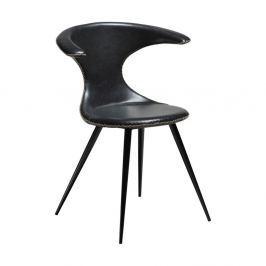 Flair fekete műbőr szék - DAN-FORM Denmark