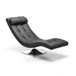 Nanjing fekete fotel - Design Twist