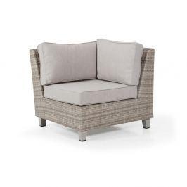 Weston bézs kerti kanapé sarokelem - Brafab