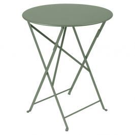 Bistro szürkészöld kerti asztalka, Ø 60 cm - Fermob