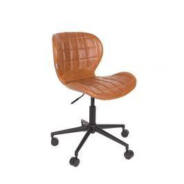 Office Chair OMG barna forgószék - Zuiver