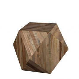 Geo teakfa asztal - Dutchbone