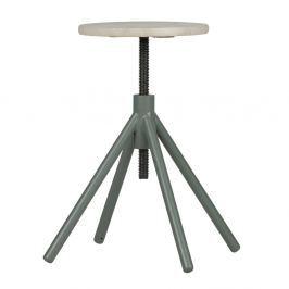 Lily fa szék zöld lábakkal - De Eekhoorn