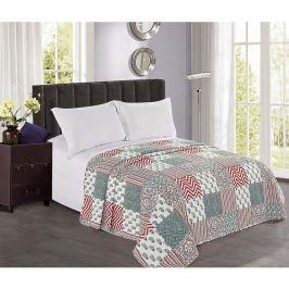 Fabienne mikroszálas kétoldalas ágytakaró, 220 x 240 cm - DecoKing
