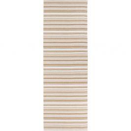 Hullo barna-fehér bel-/kültéri futószőnyeg, 70 x 200 cm - Narma