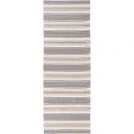 Runo barna bel-/kültéri futószőnyeg, 70 x 150 cm - Narma