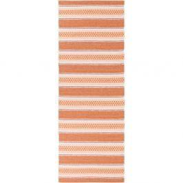 Runo narancssárga bel-/kültéri szőnyeg, 70 x 100 cm - Narma