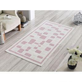 Pink Tiles futószőnyeg, 80 x 200 cm