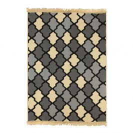 Ya Rugs Duvar szürke-bézs szőnyeg, 80 x 150 cm