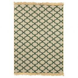 Ya Rugs Tee zöd szőnyeg, 60 x 90 cm