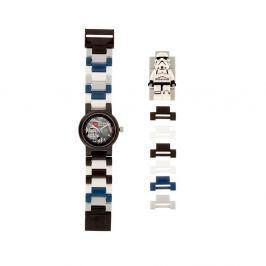 Star Wars Stormtrooper fekete-fehér karóra - LEGO®