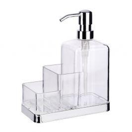 ClarITEM_IDo szivacs állvány szappan adagolóval - Wenko