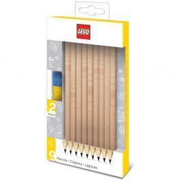 9 darabos grafit ceruza készlet - LEGO®