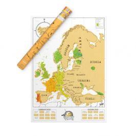 Kaparós Európa térkép - Luckies of London