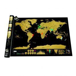 Deluxe Edition kaparós világtérkép - Luckies of London