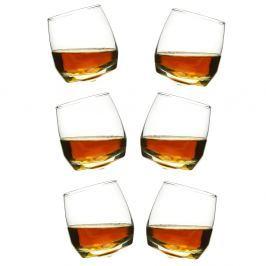 6 részes hintázó whiskys pohár szett - Sagaform