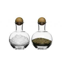 Oval Oak bors és sótartó - Sagaform