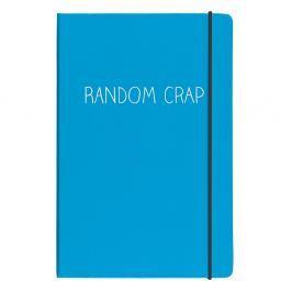 Random Crap Notes A5 jegyzetfüzet - Happy Jackson